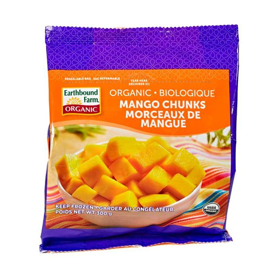 Earthbound Organic Mangos 300g