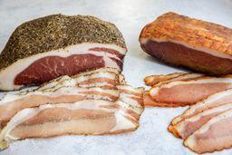 Lonza (cured loin) - 4oz Pkg sliced