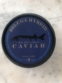 Italian Giaveri Caviar (125g)