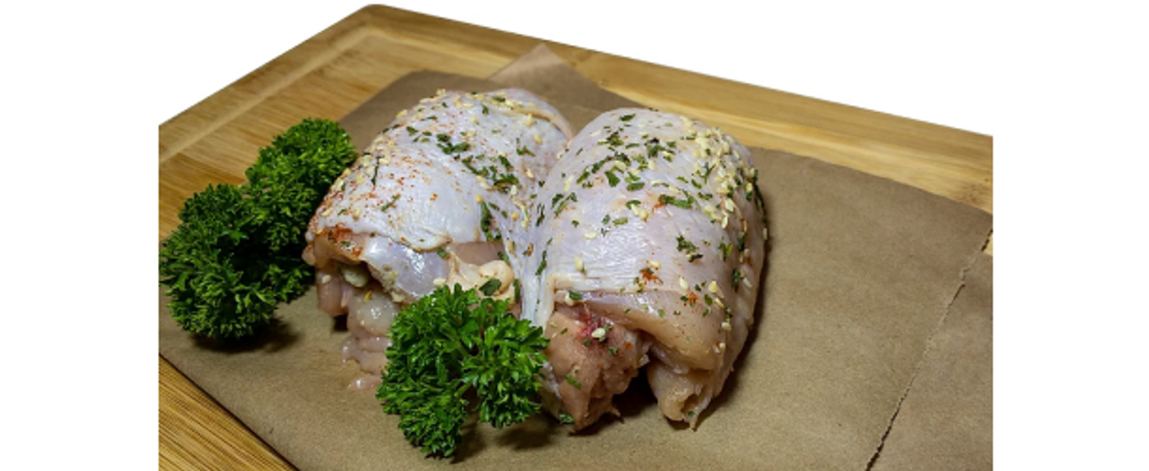 Apple and Herb Chicken Thigh Pack