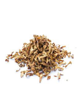 Dried Wild Chanterelle Mushroom