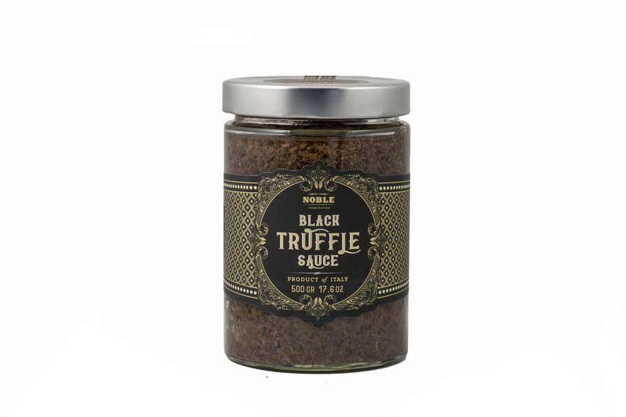 Black Truffle Sauce, Noble Handcrafted