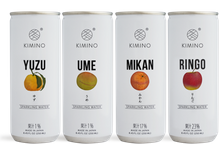 Ringo, Kimino Sparking Water Cans