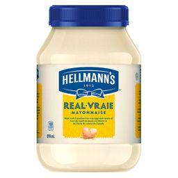 Hellmans Mayonnaise 890 ml