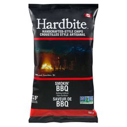 Hardbite Chips Smokin Barbeque - 150g