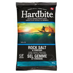 Hardbite Chips Salt and Vinegar - 150g