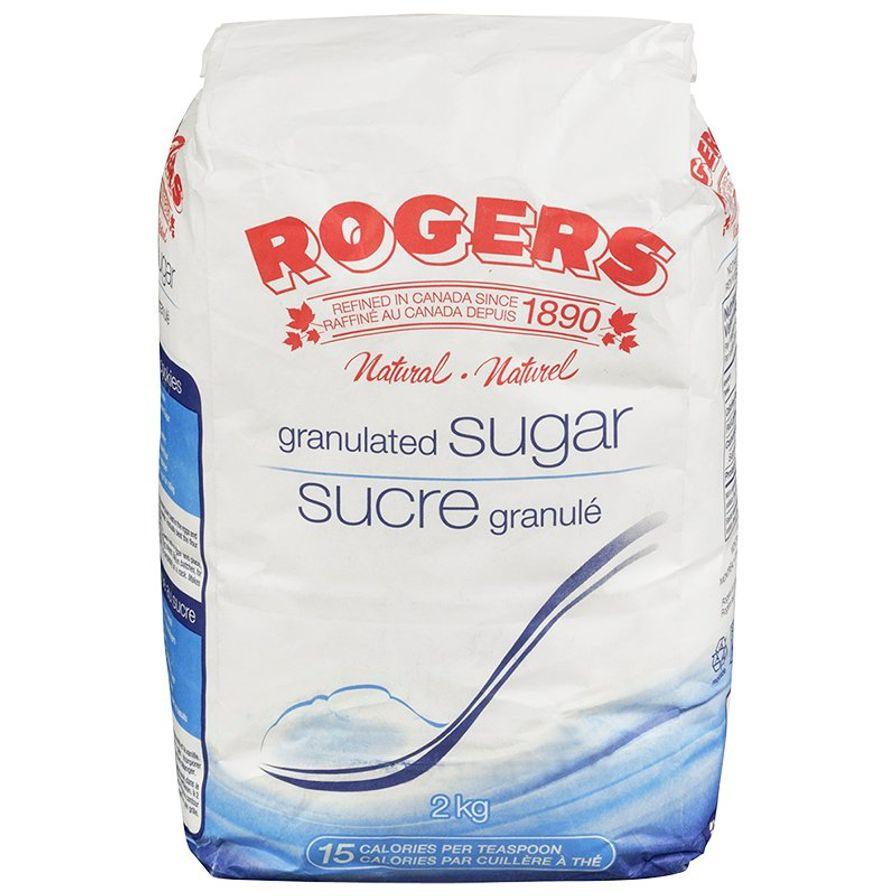 Rogers White Sugar 2 kg