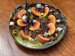 Fall Peach Salad