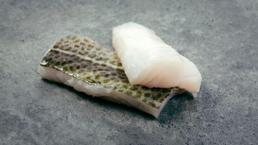 Frozen Norweigan Skrei Cod