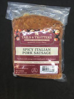Spicy Italian Pork Sausage