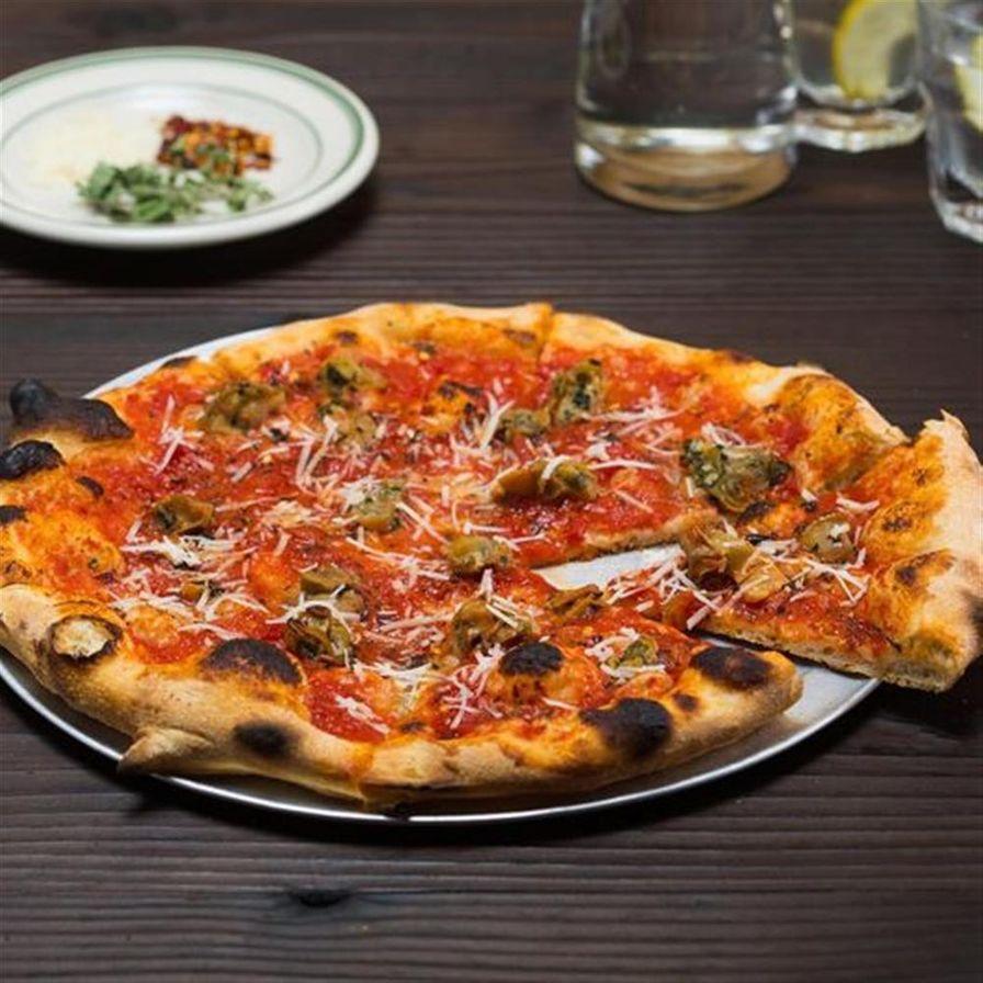 Pizzeria Delfina Clam Pie (FROZEN)