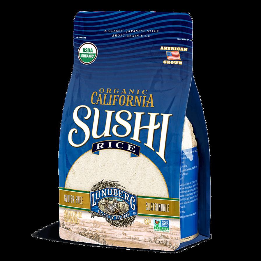 Lundberg Rice - Sushi 907 g