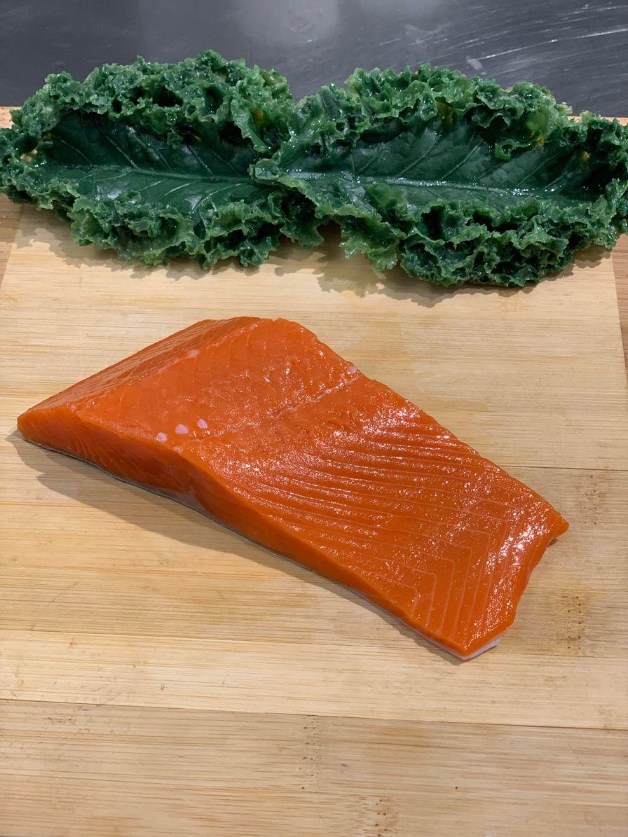 Wild Sockeye Salmon Portion