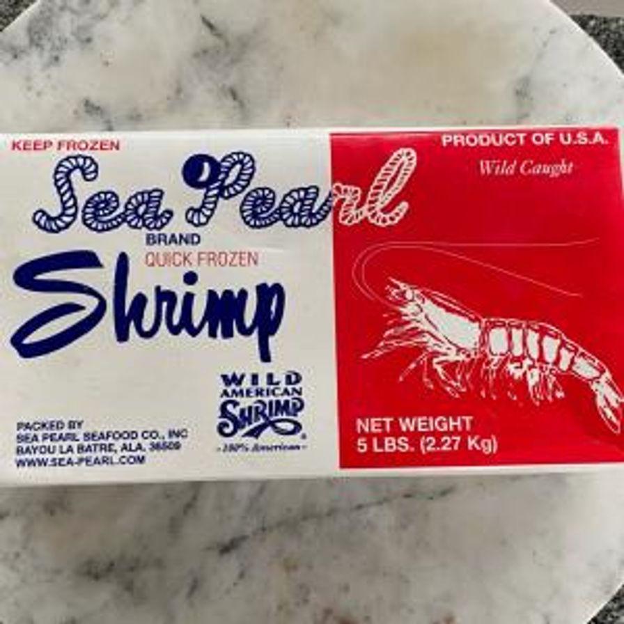 USA Wild Gulf Shrimp (21/25 count)