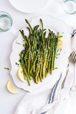 Seedy Asparagus