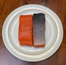 Frozen Wild King Salmon (Two 6oz. portions)