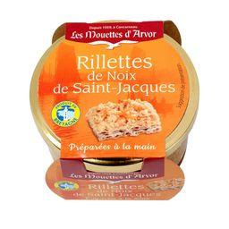 Rillettes of Scallops