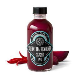 Sriracha Revolver Beets + Tequila Sauce