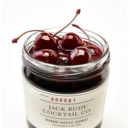 Bourbon Cocktail Cherries, Jack Rudy