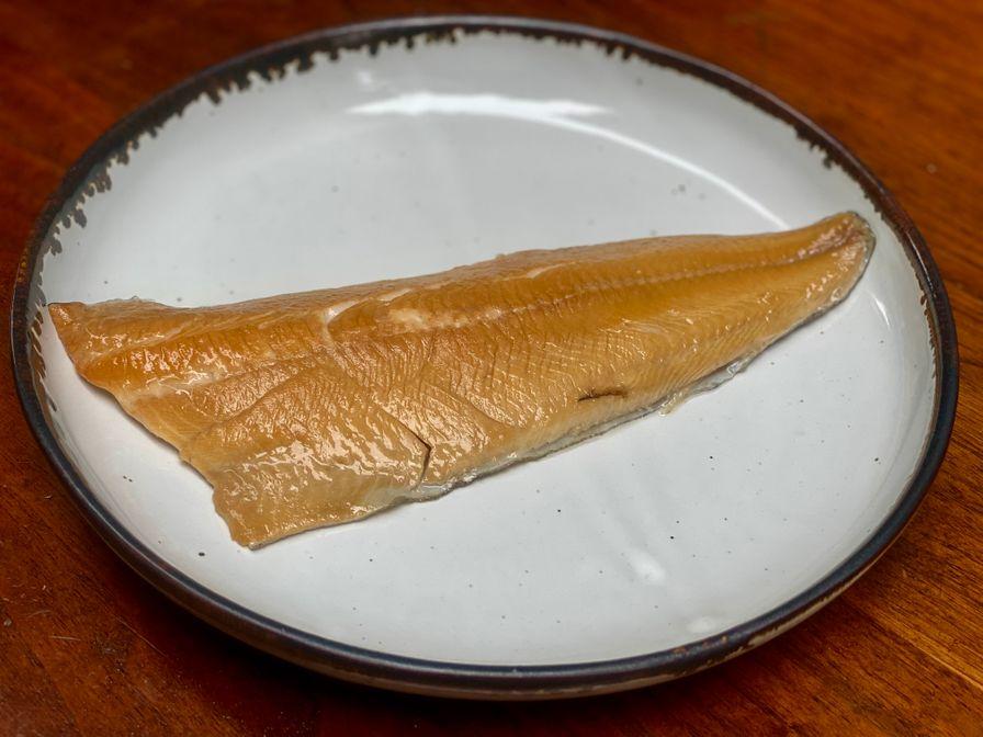 Hot Smoked Black Cod ( .5# average)