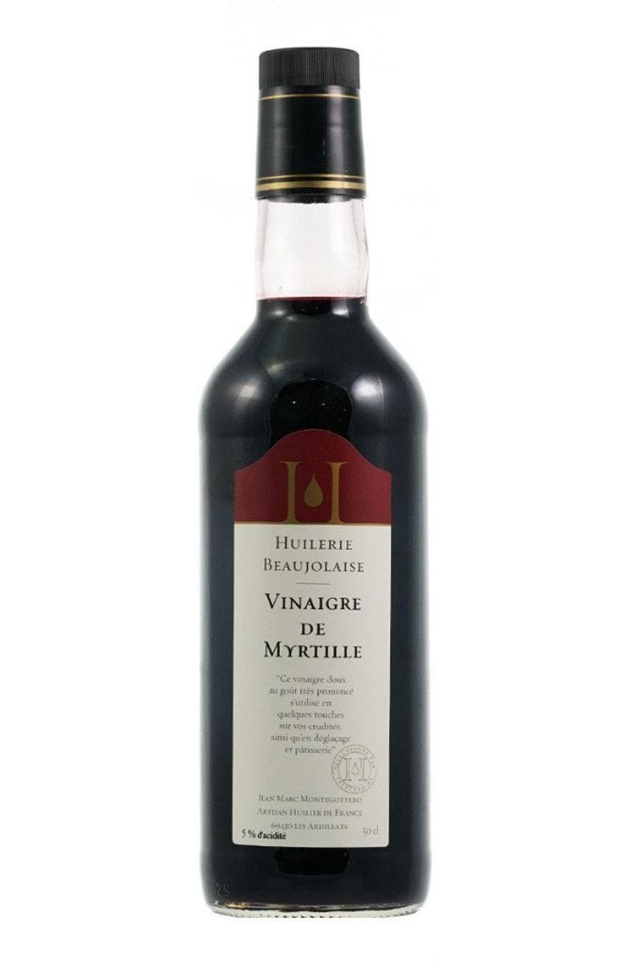 Blueberry Vinegar (Jean Marc Montegottero)