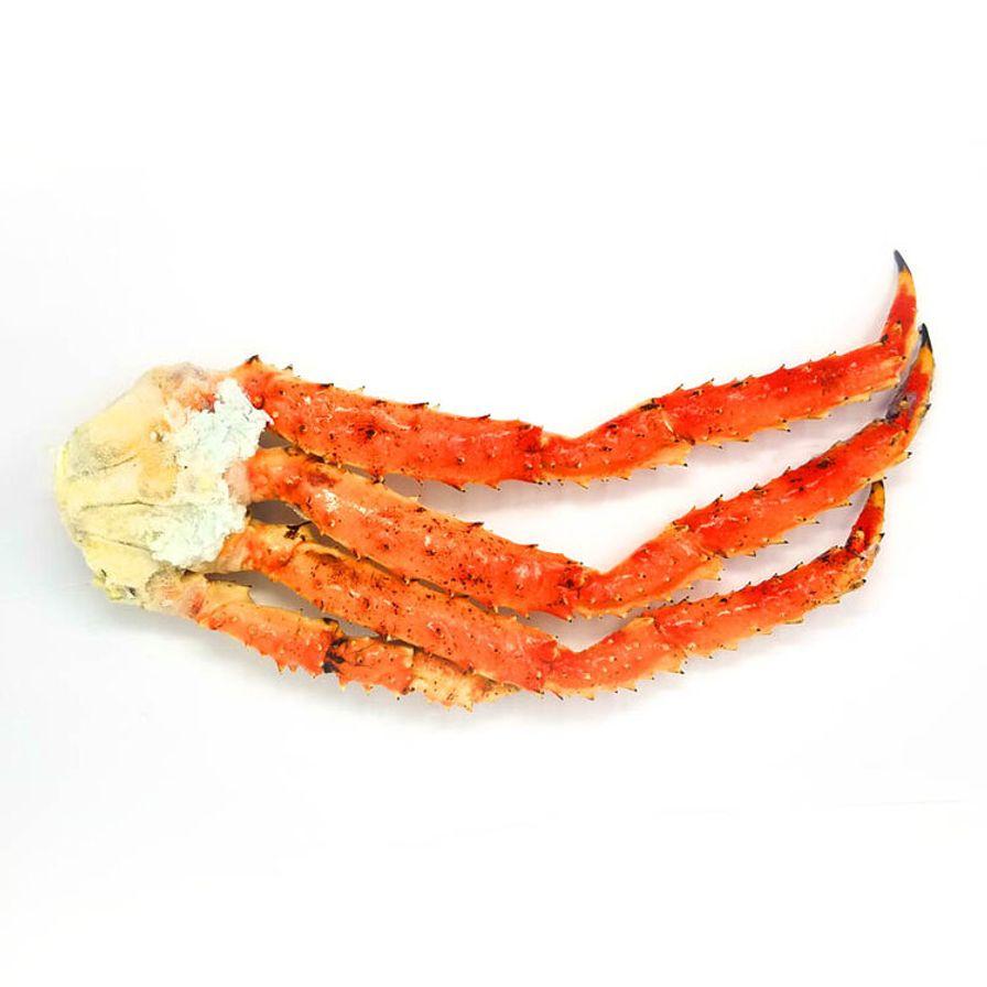 Wild Alaskan King Crab Legs & Claw