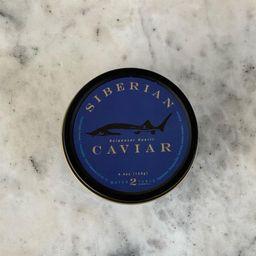 Siberian Sturgeon Caviar (125g)