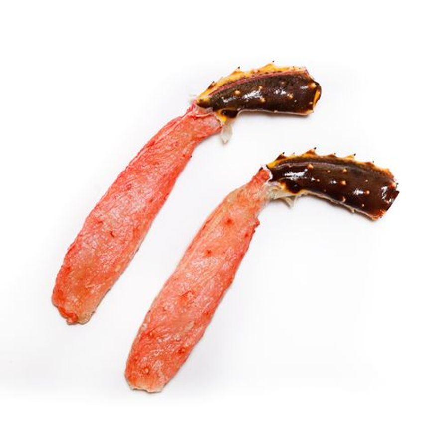 Crab Meat - Wild Red King Sashimi Leg (2 Pcs)
