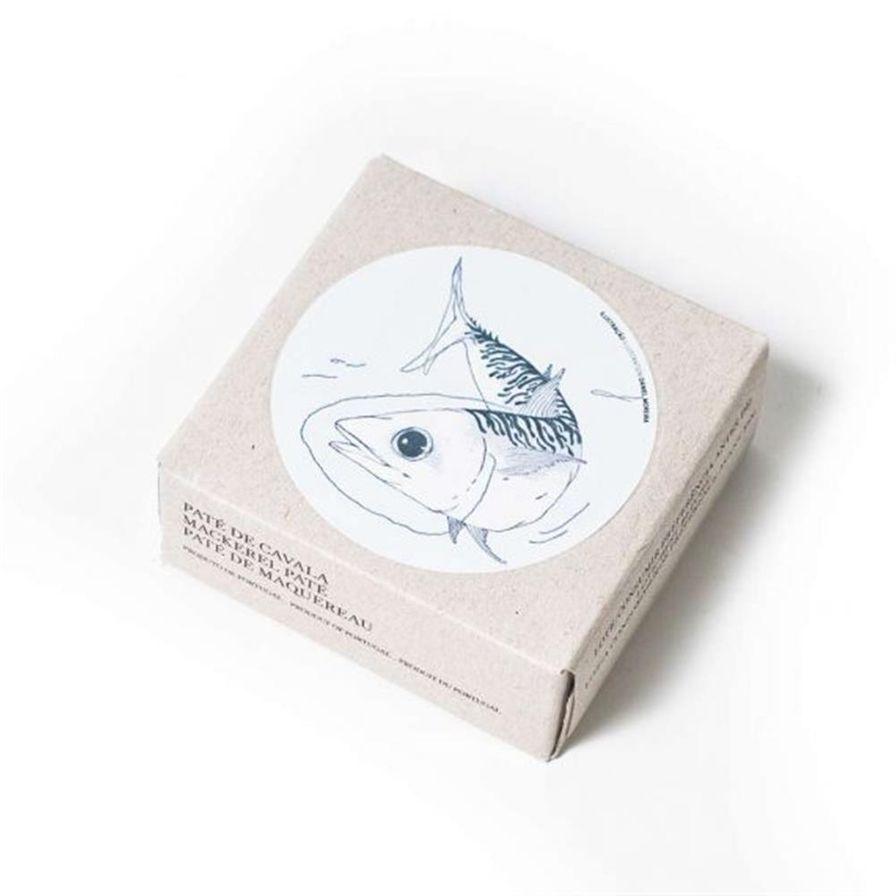 Mackerel Pate