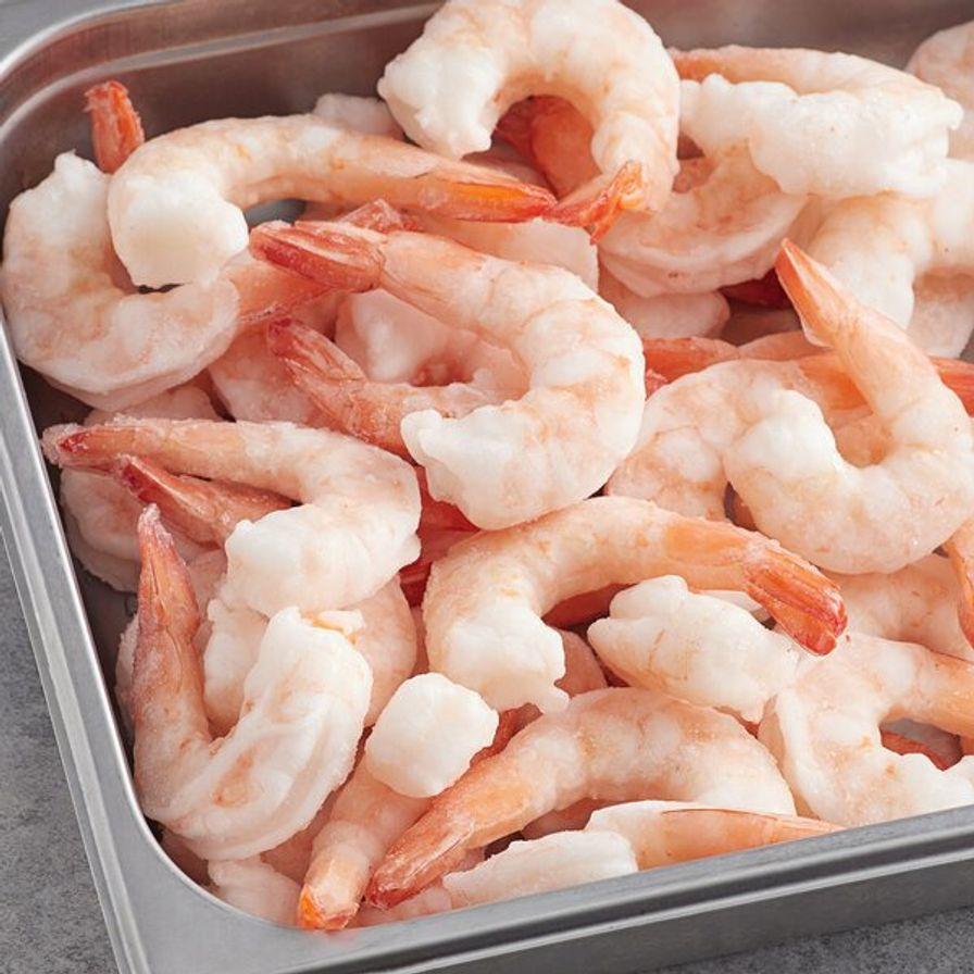 16/20 Cooked White Shrimp
