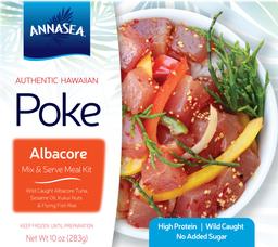 Albacore Tuna Poke Kit