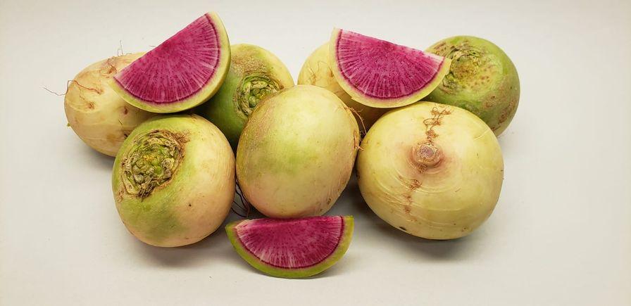 Fresh Watermelon Radish