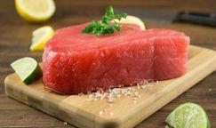 Fresh Wild Ahi Tuna Steaks