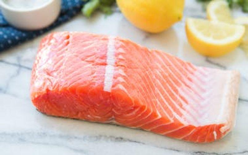 Wild Local King Salmon