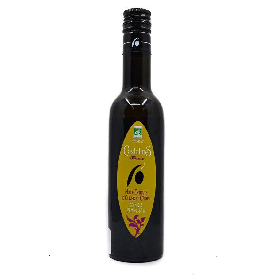 CastelineS Citron Olive Oil (250ml)
