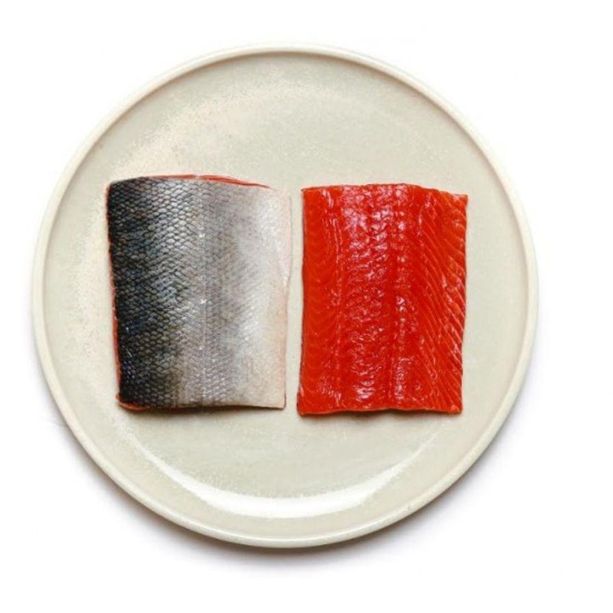 Salmon - Wild B.C Coho Fresh Portions (2 x 6 oz)