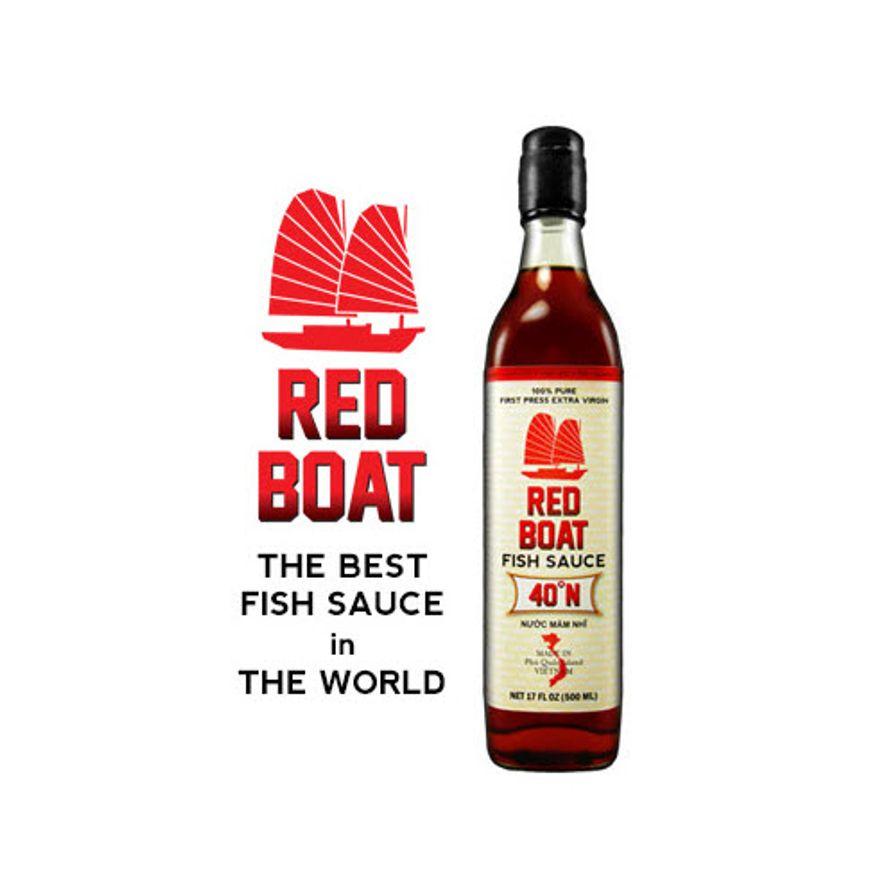 Red Boat 40N Fish Sauce (500ml)