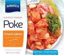 Sriracha Salmon Poke Kit