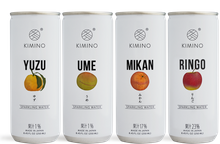 Mikan, Kimino Sparking Water Cans