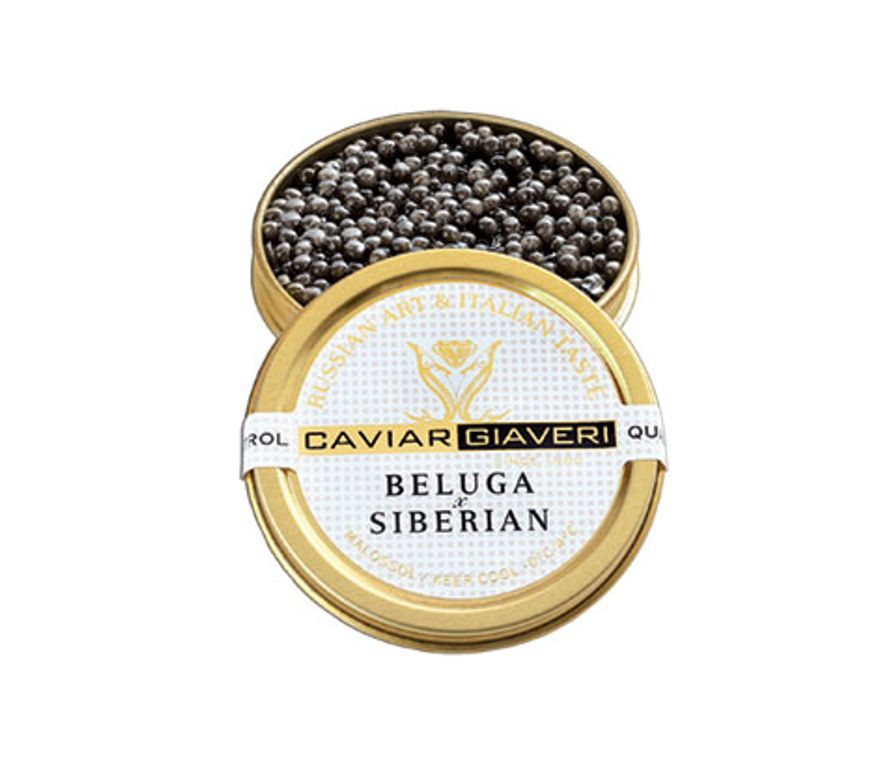 Beluga Sturgeon Caviar