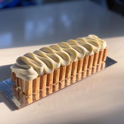 Salted Caramel Millefeuille