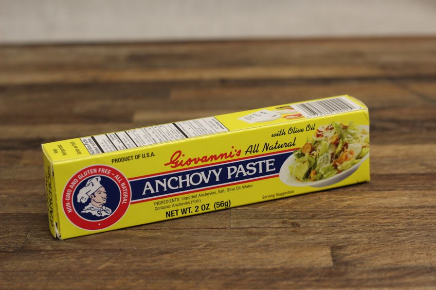 Anchovy Paste 56 g