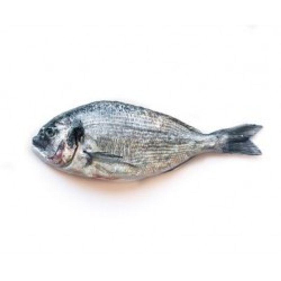 Sea Bream (Orata) - Whole 400-600 gm