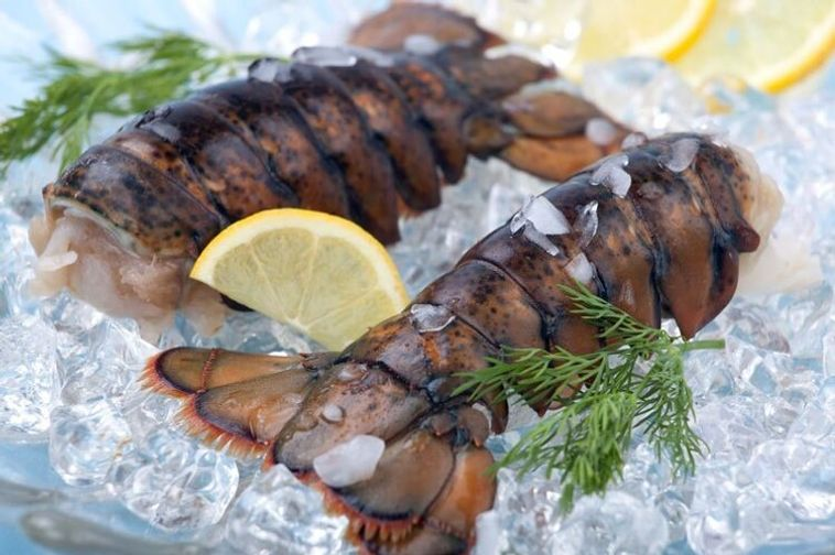 Maine Lobster Tails 6oz