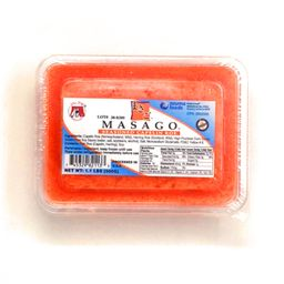 Masago (Seasoned Capelin Roe)