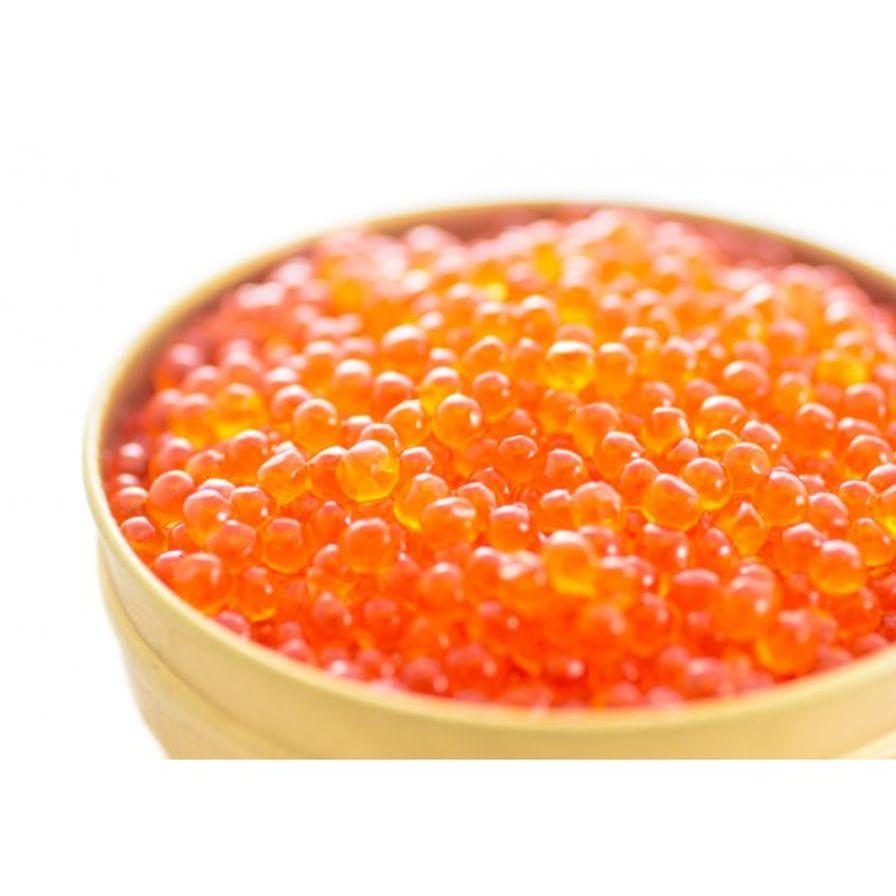 Caviar - Wild Hokkaido Shoyu Ocean Trout Roe (500 gm)