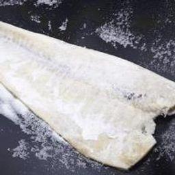 "Sonoma Ling Cod ""Baccala"""