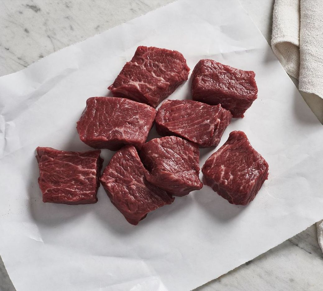 Cache Creek Stew Meat