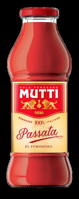 Mutti Passatta Plain 680 ml