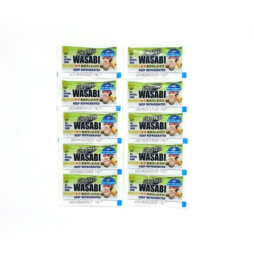 Premium Grated Wasabi Paste
